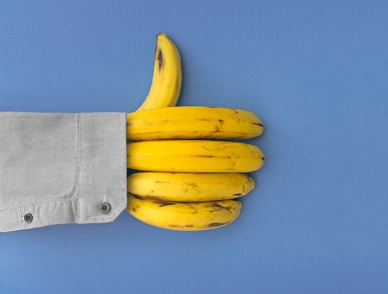 10 свойства на банана, за които вие вероятно не знаете