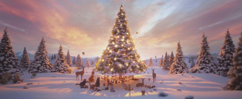 Очарователните Коледни клипове на Джон Люис (John Lewis)
