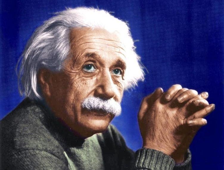 Айнщайн – Бог не си играе на зарове с Вселената