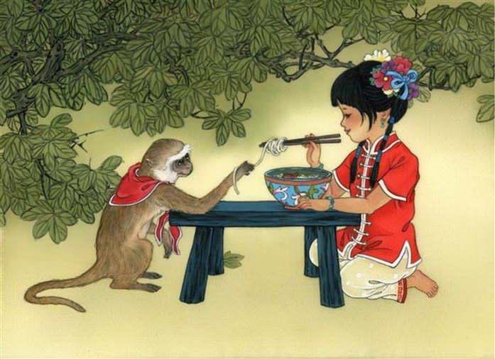 Часът на маймуната
