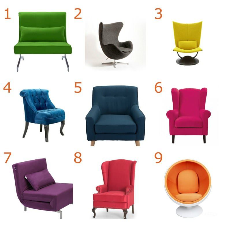Избери си кресло