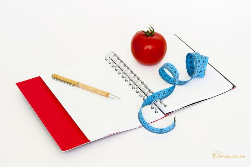 отслабване без диета