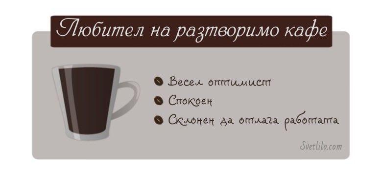 Разтворимо кафе