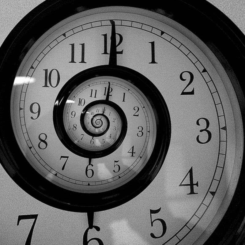 спиралата на времето