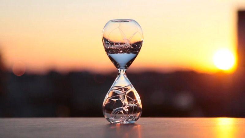 Времето тече